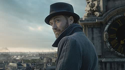 How Jude Law Embraced Playing Albus Dumbledore