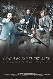 Death Round Every Bend Poster