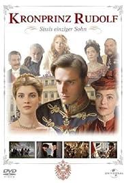 Kronprinz Rudolf Poster
