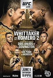 UFC 225: Whittaker vs. Romero 2 Poster