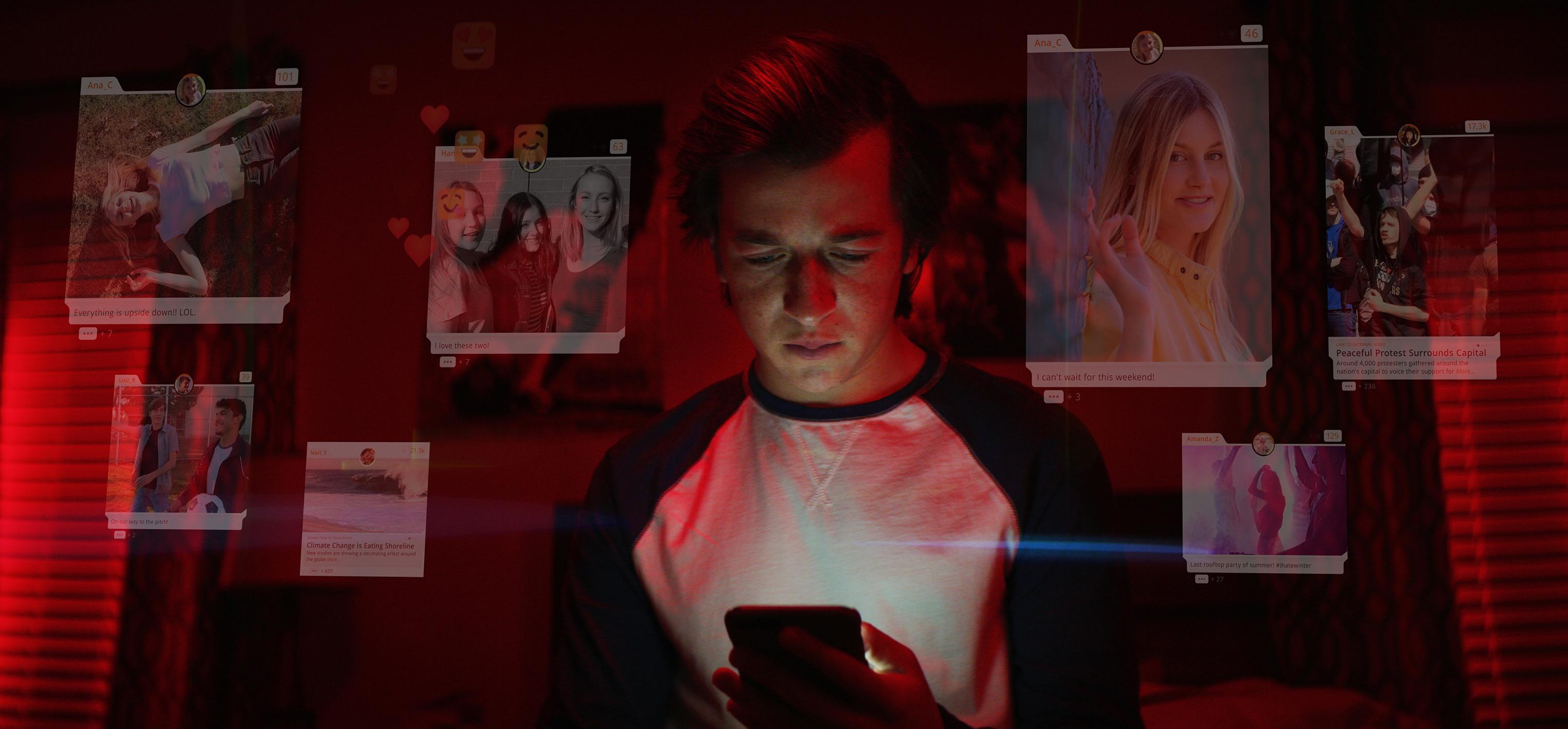 THE SOCIAL DILEMMA | NETFLIX (2020) ทุนนิยมสอดแนม – ภัยแฝงเครือข่ายอัจฉริยะ