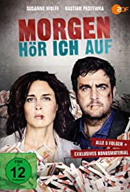 Bastian Pastewka and Susanne Wolff in Morgen hör ich auf (2016)