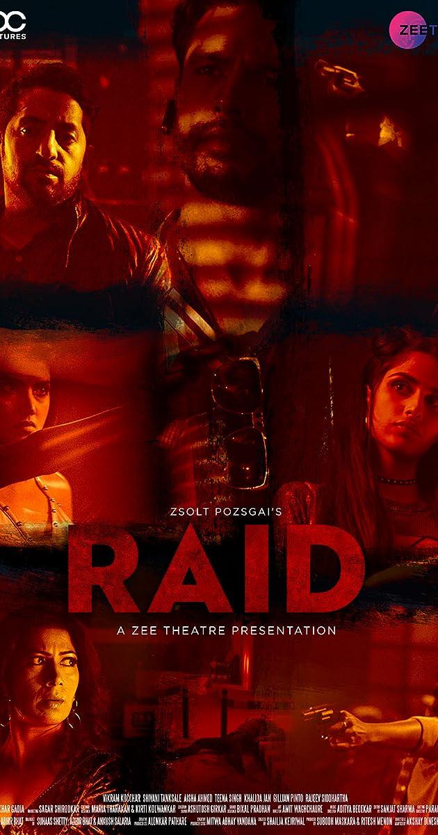 Raid Tv Movie 2019 Imdb