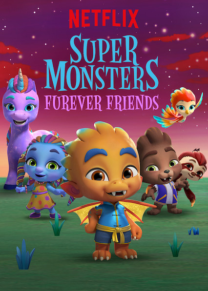 Super Monsters Furever Friends Tv Movie 2019 Imdb