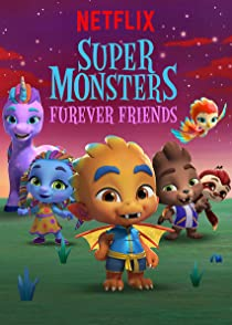 Super Monsters Furever Friendsอสูรน้อยวัยป่วนกับเพื่อนรักขนฟู