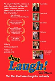 Just Laugh! Poster