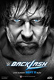WWE Backlash Poster