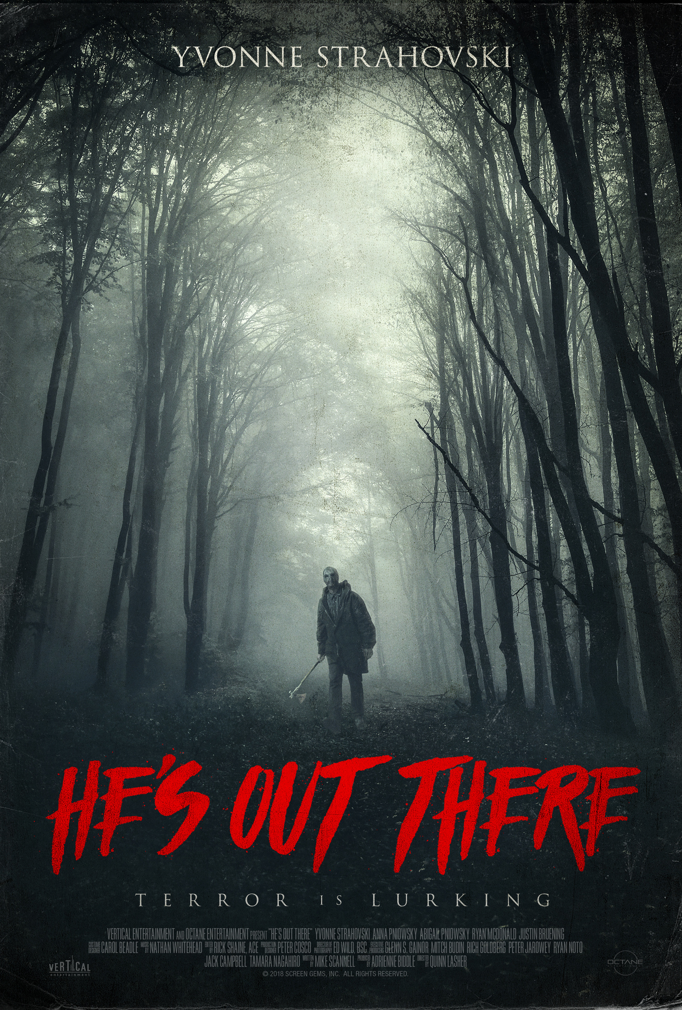 Hes out there 2018 imdb