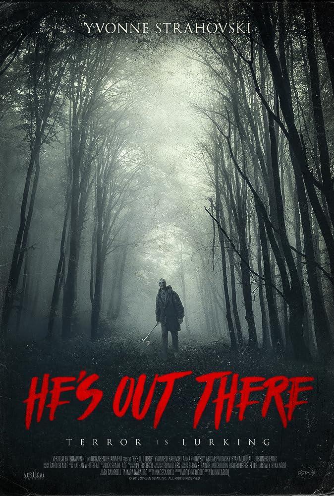 Tykantis šešėliuose / Hes Out There (2018) Online