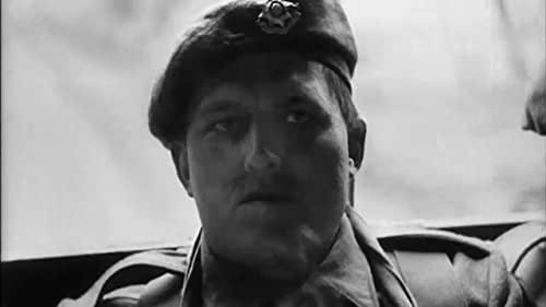 During the war a young lad is called up and, with an increasing sense of foreboding, undertakes his army training ready for D-day.