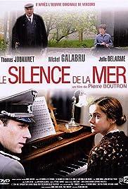 Le silence de la mer Poster