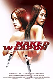 Naked Weapon Poster
