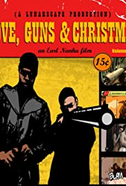 Love, Guns & Christmas Poster