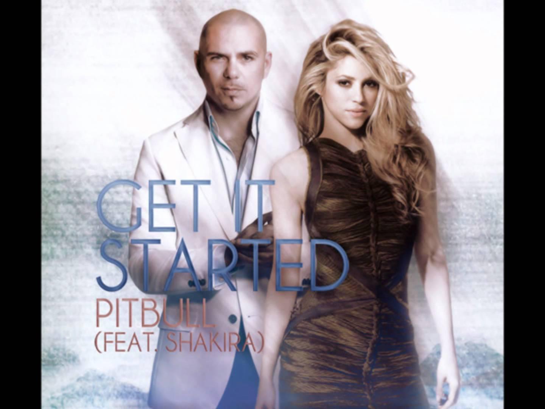 Pitbull Feat Shakira Get It Started Video 2012 Imdb