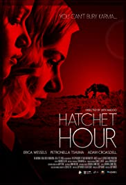 Hatchet Hour Poster