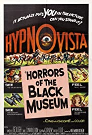 Horrors of the Black Museum (1959) Poster - Movie Forum, Cast, Reviews