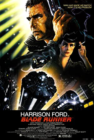 Download Blade Runner (1982) BluRay Dual Audio [Hindi DD2.0 + English] 720p [950MB]