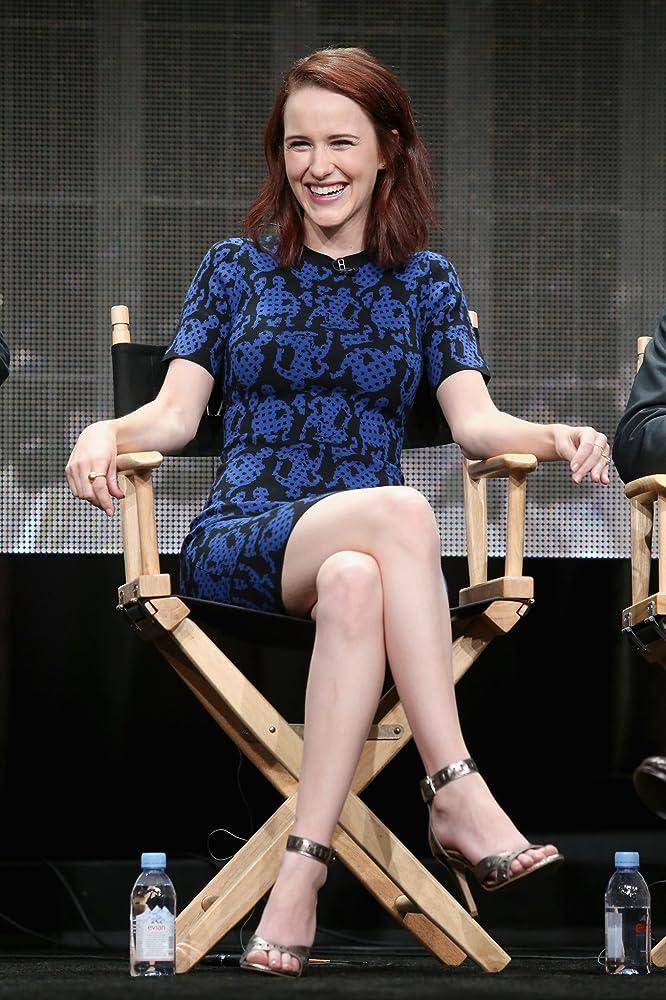 Rachel Brosnahan at an event for Manhattan (2014)