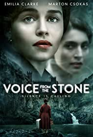 Caterina Murino and Emilia Clarke in Voice from the Stone (2017)