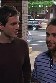 Charlie Day and Glenn Howerton in It's Always Sunny in Philadelphia (2005)
