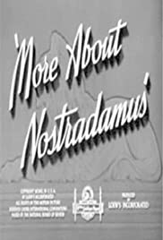 More About Nostradamus Poster
