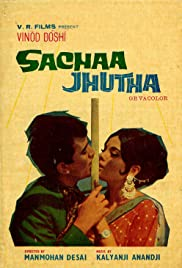 Sachaa Jhutha 1970 Hindi Movie JC WebRip 400mb 480p 1.3GB 720p 4GB 9GB 1080p
