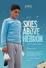 Skies Above Hebron Poster
