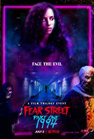 Kiana Madeira, Lloyd Pitts, and Noah Bain Garret in Fear Street: 1994 (2021)
