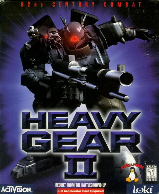Heavy Gear II (1999)