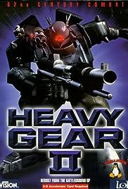 Heavy Gear II Poster