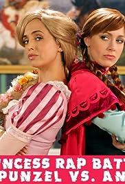 Rapunzel & Flynn vs. Anna & Kristoff Poster