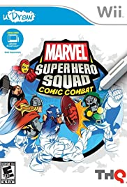 Marvel Super Hero Squad: Comic Combat Poster
