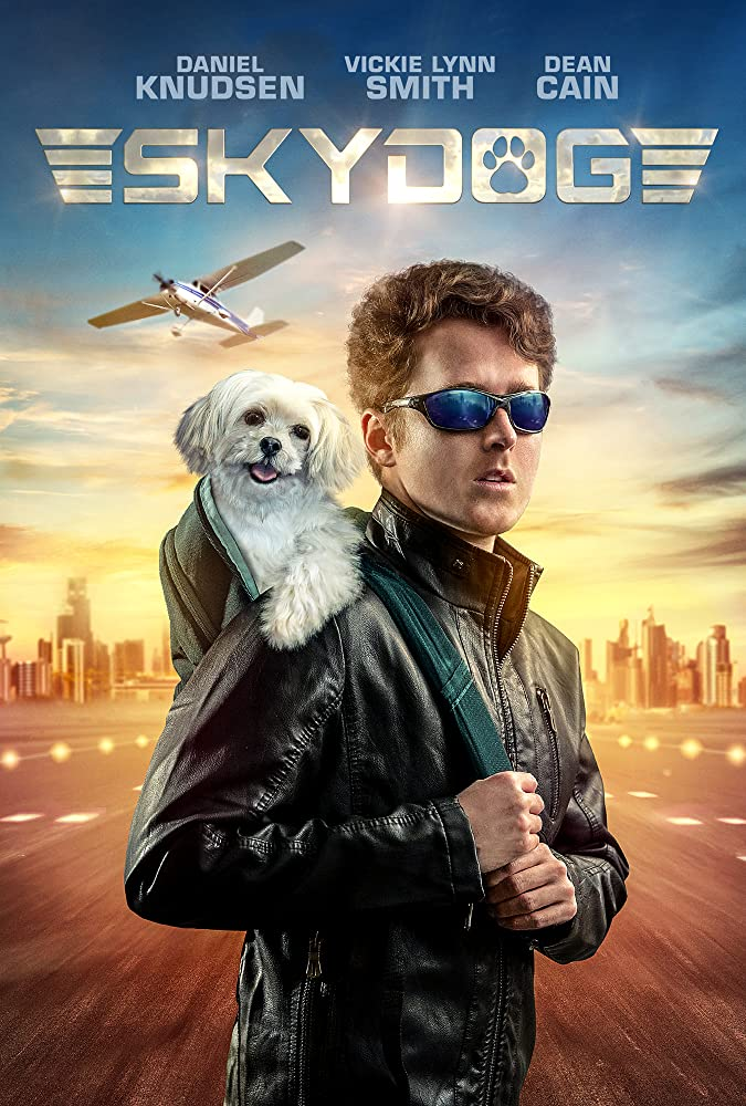 Skydog 2020 English 720p HDRip 800MB Download