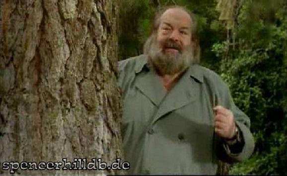 Bud Spencer in Tre per sempre (1998)