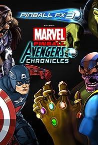 Primary photo for Marvel Pinball: Avengers Chronicles