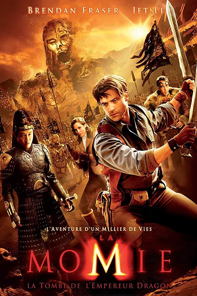 The Mummy: Tomb of the Dragon Emperor (2008) Hindi Dubbed