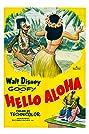 Hello Aloha (1952) Poster