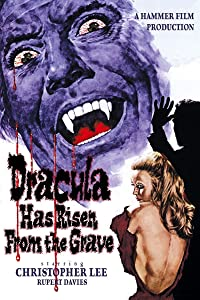 Good movie websites free no download Dracula Has Risen from the Grave by Peter Sasdy [mpg]