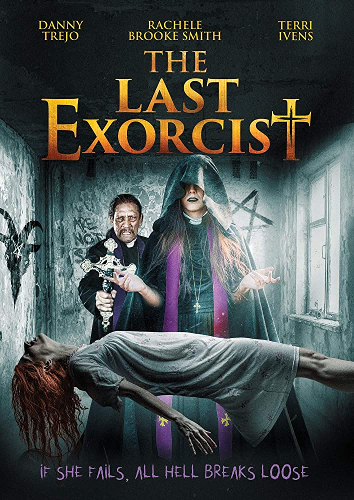 The Last Exorcist 2020 English 720p WebRip Download