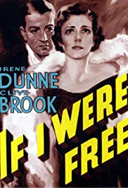 If I Were Free(1933) Poster - Movie Forum, Cast, Reviews