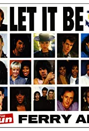 Ferry Aid: Let It Be Poster