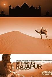 Return to Rajapur Poster