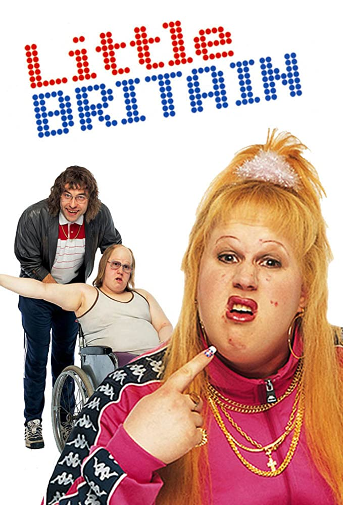 Matt Lucas and David Walliams in Little Britain (2003)