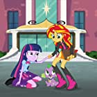 Tara Strong, Cathy Weseluck, and Rebecca Shoichet in My Little Pony: Equestria Girls - Rainbow Rocks (2014)