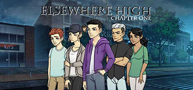 Best site to download divx movies Elsewhere High: Chapter 1 - A Visual Novel by none [480p]