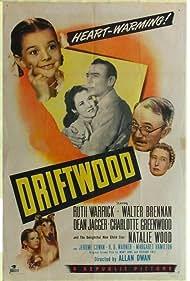 Natalie Wood, Walter Brennan, Charlotte Greenwood, Dean Jagger, and Ruth Warrick in Driftwood (1947)