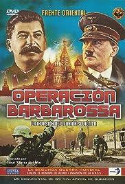Operación Barbarossa Poster