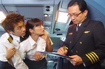 Ho-Man Chan and Celest Chong in Sheng Kong Gao Fei (2004)