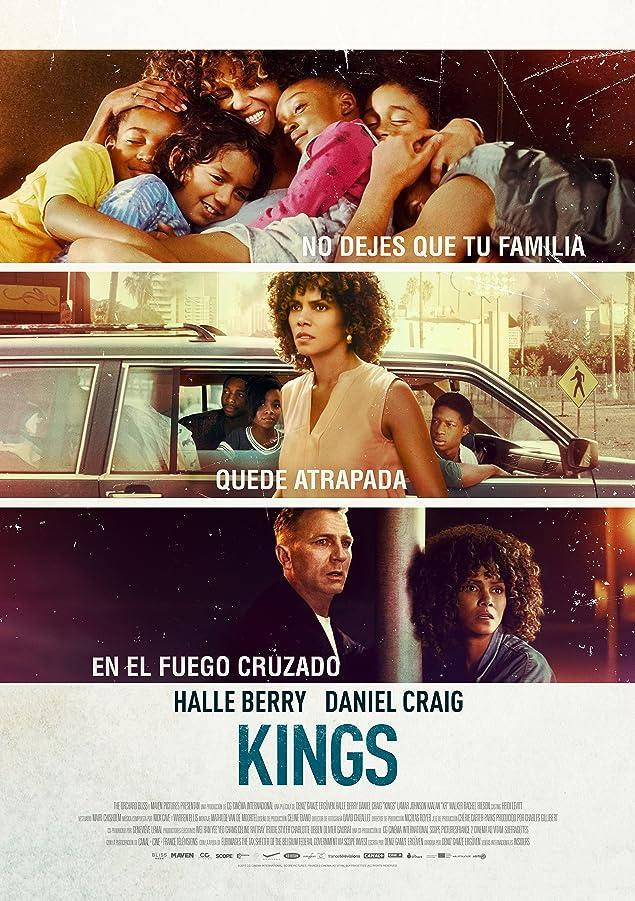 Kings (2017) Hindi Dubbed