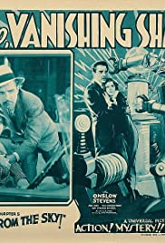 The Vanishing Shadow Poster